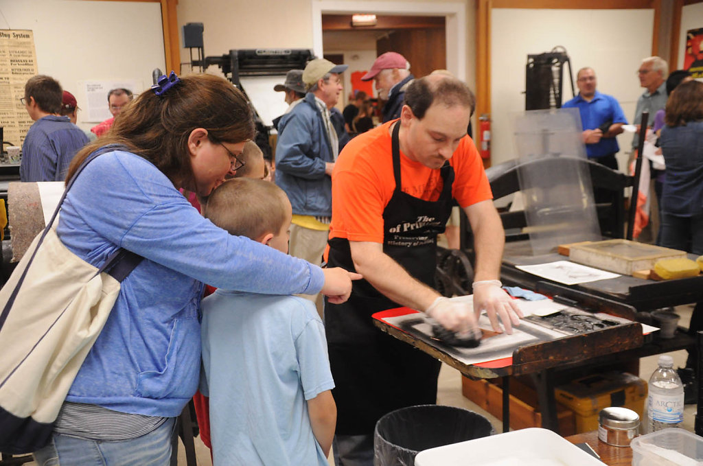 Printing Arts Fair June 2015
